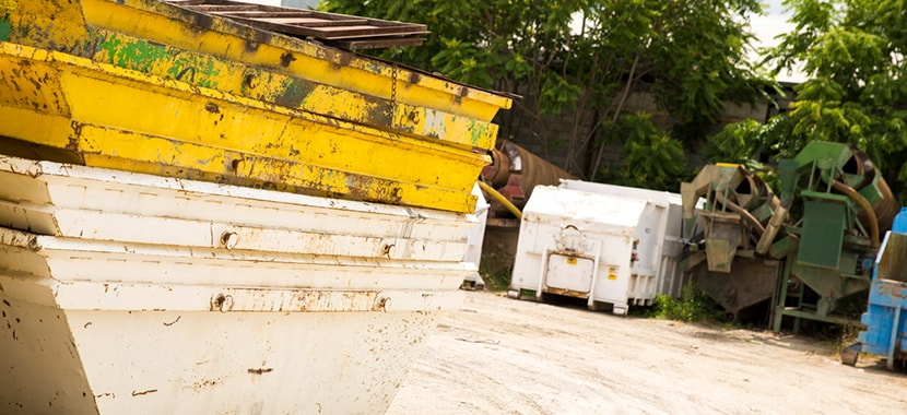 Choose The Right Skip Size For Your Requirements
