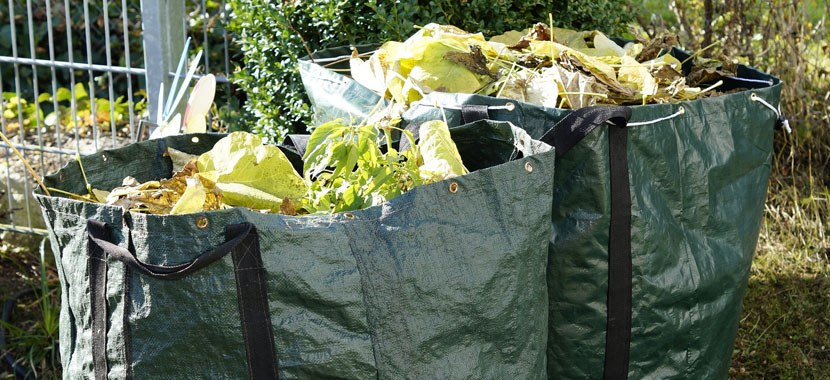 Can You Put Garden Waste In A Skip?